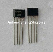 50PCS NEUE YX8051 YX8O51 YX805I ZU 94