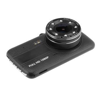 4 inch G-sensor 140 Degree Wide-angle HD Car DVR Driving Recorder Camcorder