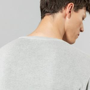 Image 5 - SIMWOOD 2019 autumn winter new minimalist sweater men causal basic 100% cotton pullover quality anti static clothes SI980583