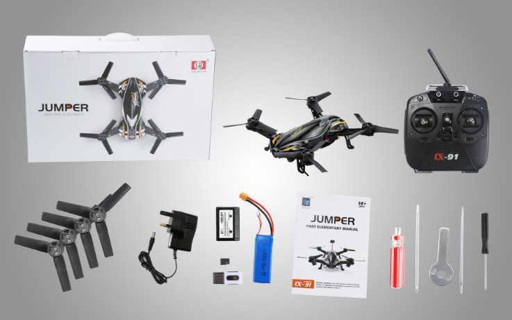 Chengxing VR Expanding Profession Through Machine Remote Control Aircraft Image Transmission Real-Time Return Drone For Aerial P