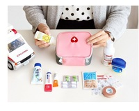 Wholesale professional handy soft bag office home workplace first aid kit emergency Family medical kit Bag