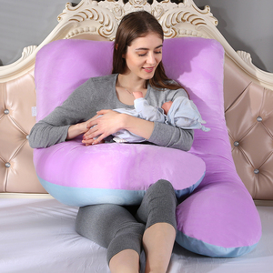 Full Body Giant Pregnancy Pillow Maternity Pillow Pregnant Women Comfortable Soft Cushion Sleep Body