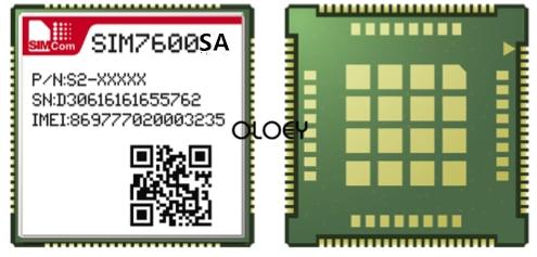 SIM7600SA LCC CAT1 Module, LTE Module, 4G Module, 100% Brand New Original