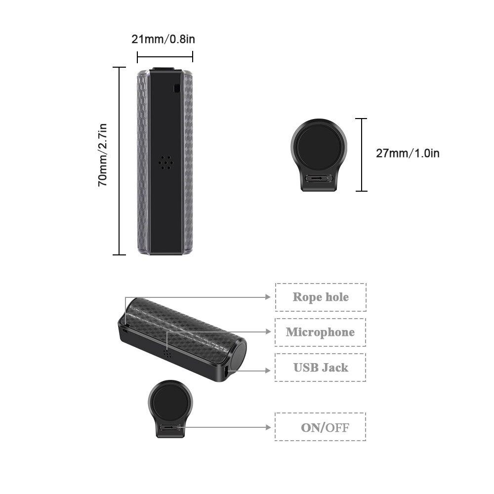 Q70 Mini Voice Recorder 10