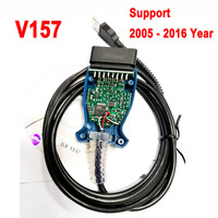 OEM Professional New V157 JLR SDD PRO OBD2 Diagnostic Cable for Jaguar and For Land Rover Support 2005 Till 2016 Year Cars