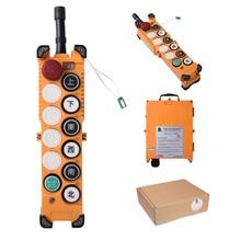цена на Industrial hoist universal crane truck wireless radio remote control AC220/380V