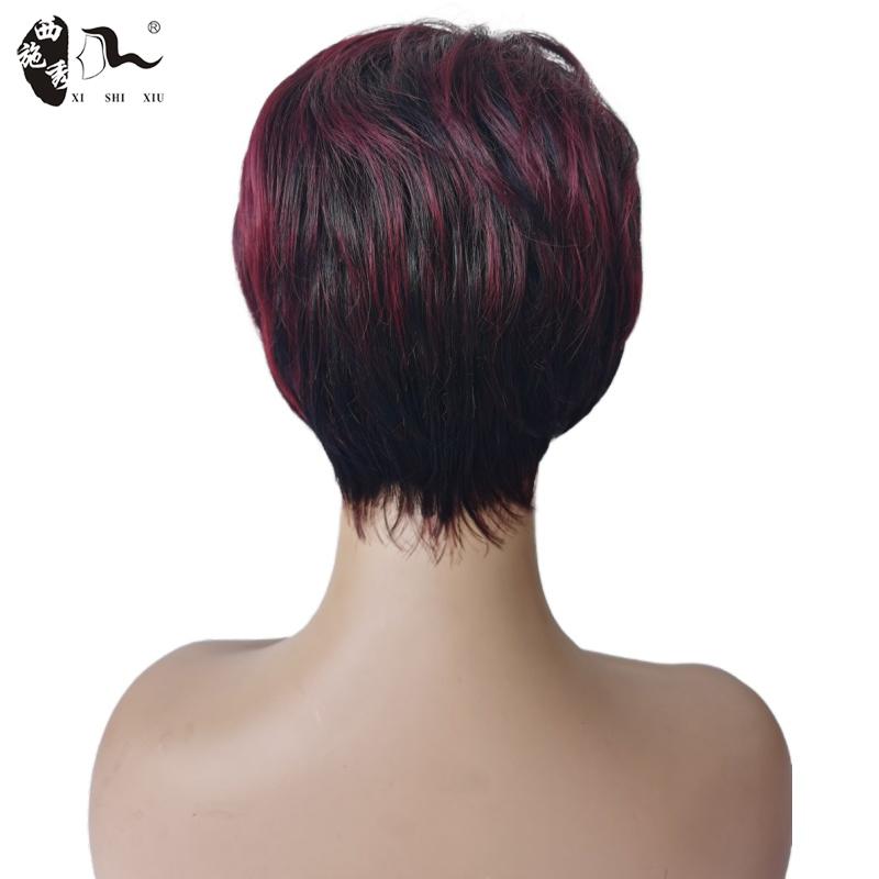 Bobo Style Short Wigs for Black Women