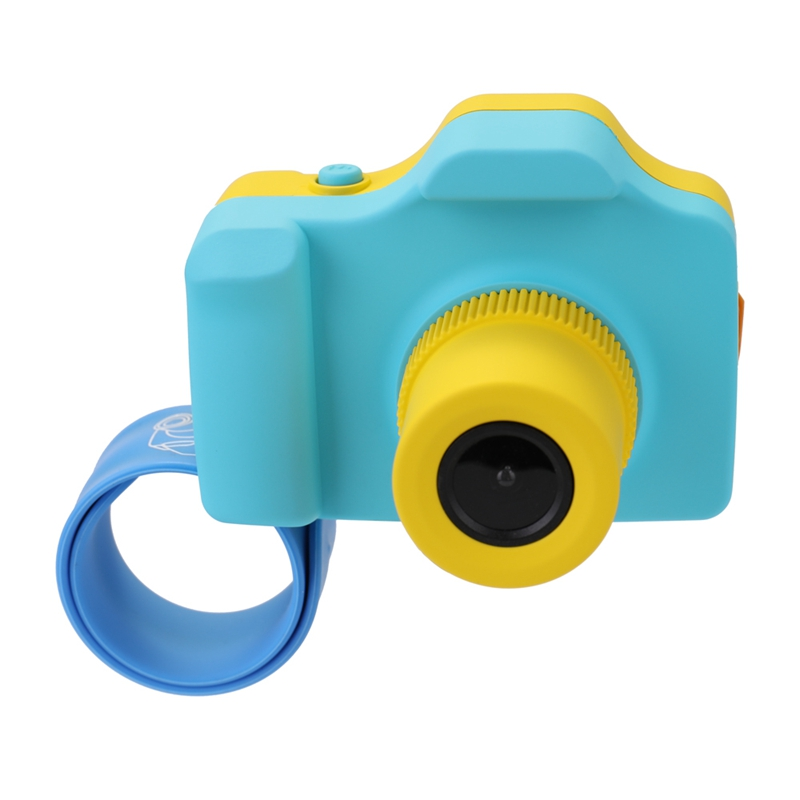 1.7 Inch 16 Megapixel Dry Electricity Versions Children'S Digital Camera Mini Video Camera Camera Camera Toy Children'S Creative