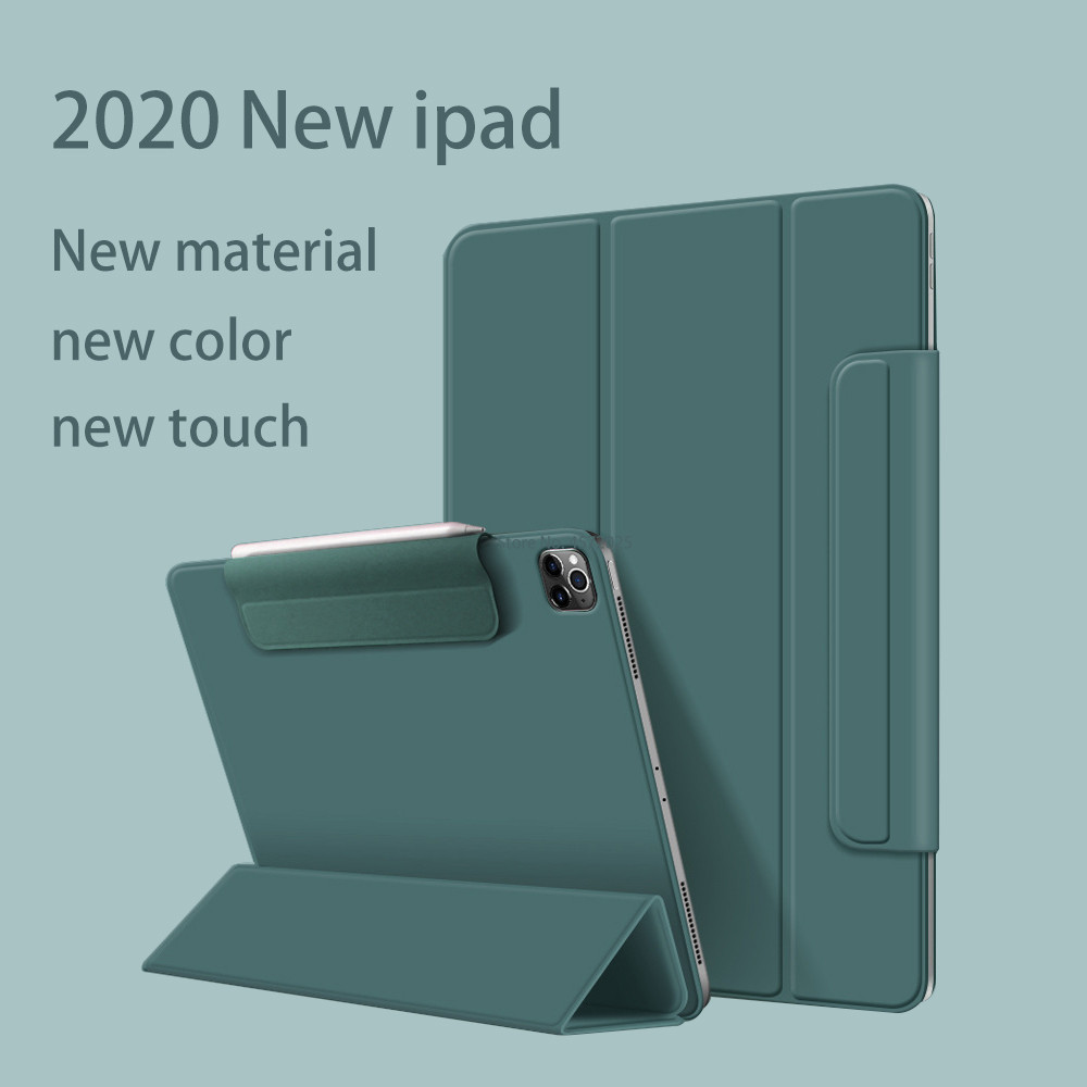 iPad Stand model New A2228 11 case Magnetic for case Smart Flip Pro For Leather 2020 PU