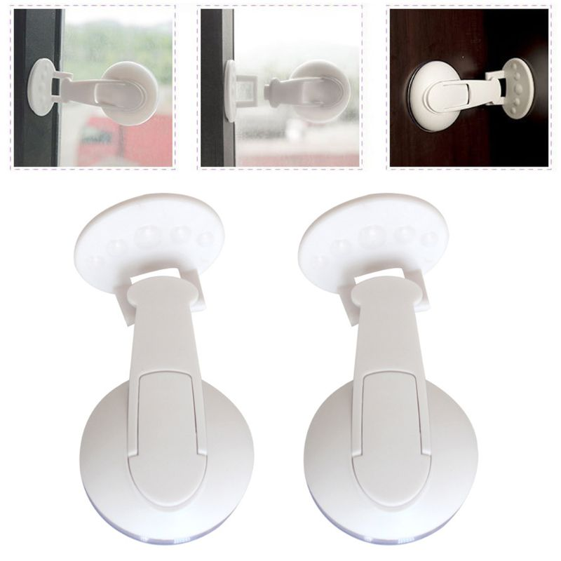 Protecting Baby Safety Security Window Lock Child Safety Lock Window Stopper Protection For Children Protection On Windows CORB