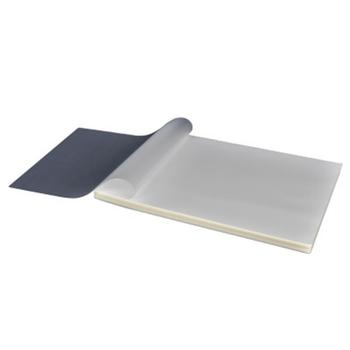 Lot 50 mic A4 folia do laminowania termicznego PET do zdjęć plików karty laminowania obrazu 50szt tanie i dobre opinie YOAINGO CN (pochodzenie) Pouch Laminator Other