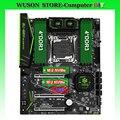 Neue ankunft HUANANZHI X99-T8 motherboard mit 8 DDR3 DIMMs rabatt X99 DUAL M.2 NVMe SSD slot M.2 WIFI slot 8 SATA 3,0 ports