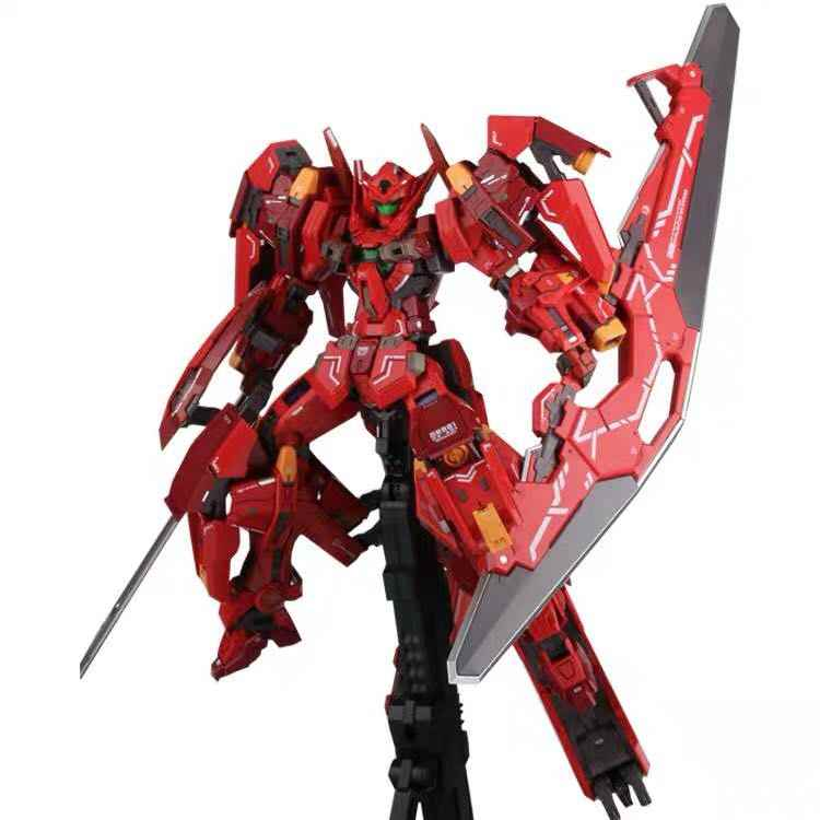 China Model Hobby Ster Gundam Mg 1/100 Model GNY-001F Avalanche-Exia Gundam Astraea Type F Mobiele Pak Kinderen Speelgoed