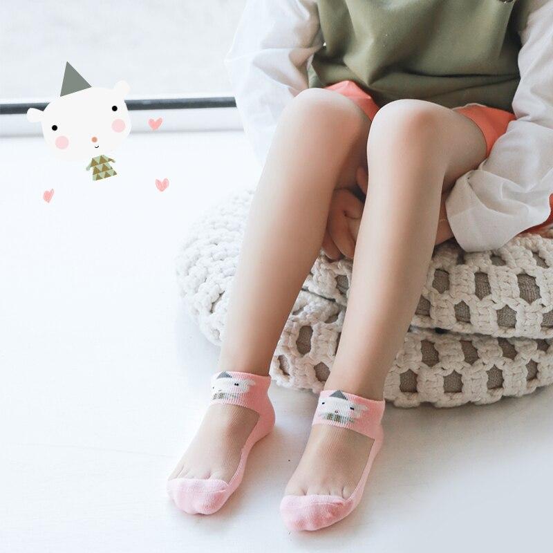 meias de malha infantil para bebes meninos 01