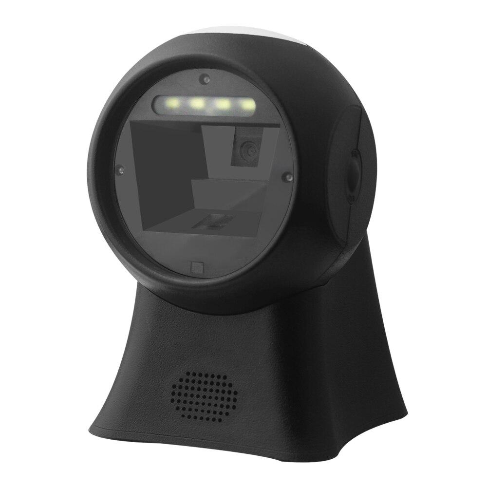 2D сканер штрих-кода платформа лазерный датчик быстрая скорость декодирования супермаркет оплата считыватель штрих-кодов платформа считыв...