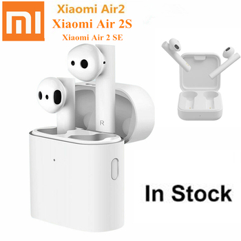 цена на Original Xiaomi Airdots Pro 2/2S/2SE Earphone TWS Bluetooth 5.0 Earbud Mi Air 2 2S 2SE 2 SE 20 Hours Headset Touch control