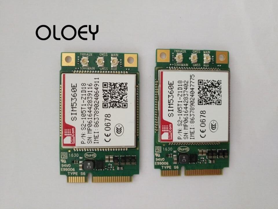 SIM5360E MINIPCIE WCDMA Module, 900/2100MHz, 100% Brand New Original
