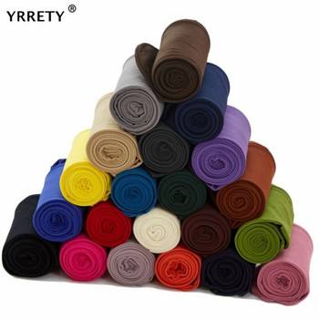 YRRETY 120D Pantyhose Woman Stockings Warm Tights Candy Color Plus Size Multicolour 15 Colors Women New 2020