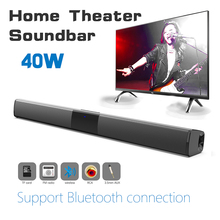 Wireless Bluetooth Sound Bar Home Theater TV Speakers For PC Laptop TV Stereo Bluetooth Surround Wireless Bluetooth Soundbar