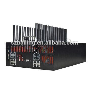 32 port 128 SIM FWT(fixed wireless terminal) ,GSM gateway bulk SMS machine & IMEI changeable wireless gsm sms
