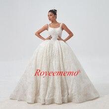 2020 nuovo Disegno di vendita calda Abito Da Sposa perline bling bling abito da sposa reale immagine di fabbrica fatto di prezzi allingrosso