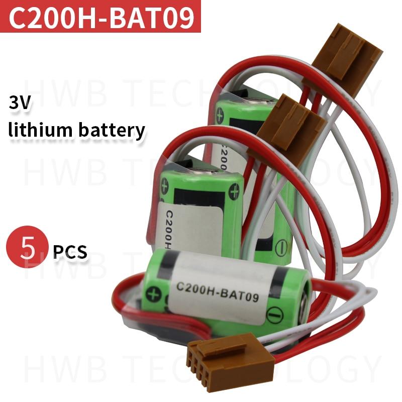 New Omron C200H-BAT09 3 Volt Battery