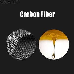 Image 2 - Adesivi decorativi per la copertura del telaio di uscita del condizionatore daria centrale per interni in fibra di carbonio per BMW E90 E92 E93 serie 3 2005 2012