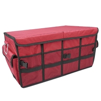 Car Trunk Organizer Eco Friendly Super Strong And Durable Collapsible Cargo Storage Box For Car Trucks Suv Trunk Box