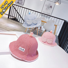 48-49cm 2y-3y  kids hats winter baby sun hat toddler beanie girl newborn photography props