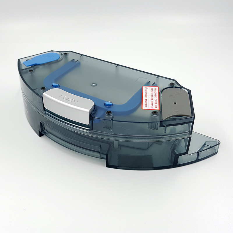 robot vacuum cleaner water tank for ecovacs <font><b>deebot</b></font> <font><b>M82</b></font> robot vacuum cleaner parts water tan box accessories replacement image