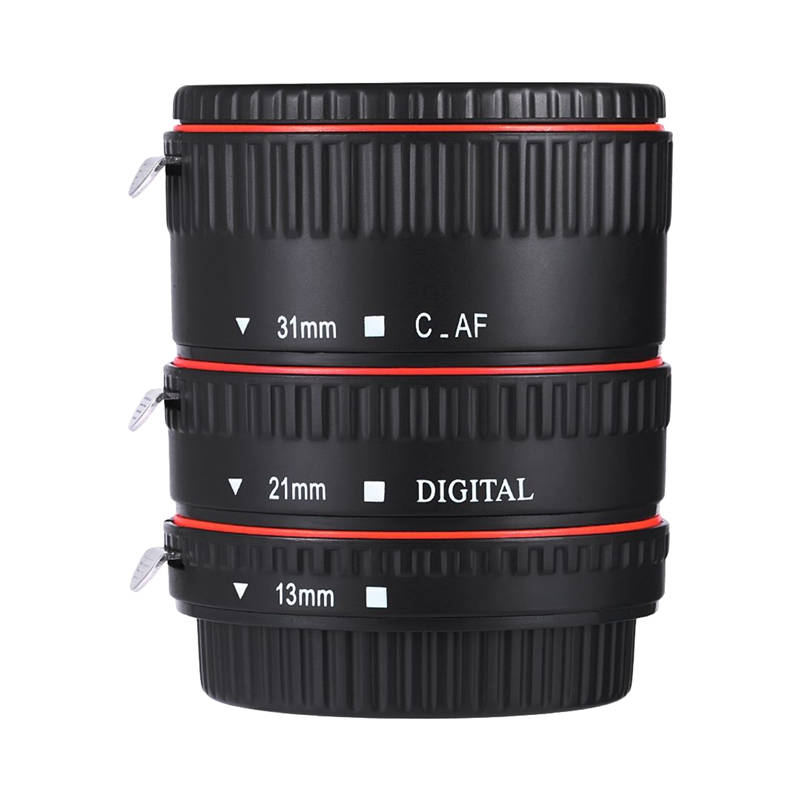 13MM 21MM 31MM Auto Focus Macro Extension Tube for Canon EF EF S Lens
