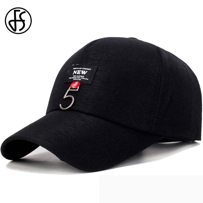 FS Fashion Iron Label Pink Black Face Cap Street Wear Men Cap Casquette Snapback Hat Hip Hop Summer Baseball Hats Gorra Hombre