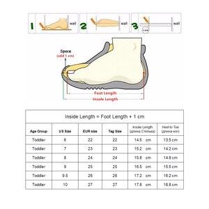 Image 5 - أحذية رياضية للبنات من apakear أحذية جميلة لطيفة للأطفال مصنوعة من جلد البولي يوريثان مُزينة بقلب مُزينة بخطاف وحلقة للأطفال أحذية رياضية للبنات من الاتحاد الأوروبي 22 27