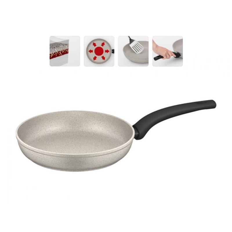 Frying Pan NADOBA, Marmia, 24 Cm