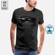 2018 Vendita Calda Gti Mk7 Golf Led Vii Gt Ventole T Shirt T-Shirt Giapponese Auto Ventole Tee Shirt uomo 2018 Alla Moda Di