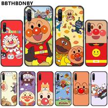 Anpanman Japan cute cartoon Bling Cute Phone Case bumper For Xiaomi Redmi 4x 5 plus 6A 7 7A 8 mi8 8lite 9 note 4 5 7 8 pro fractions bumper book ages 5 7