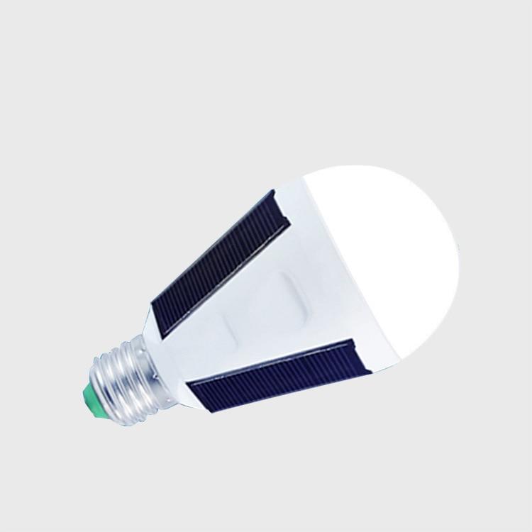 Солнечный Аварийный светильник, светодиодный, солнечная цельная лампа, домашний энергосберегающий светильник для ночного рынка