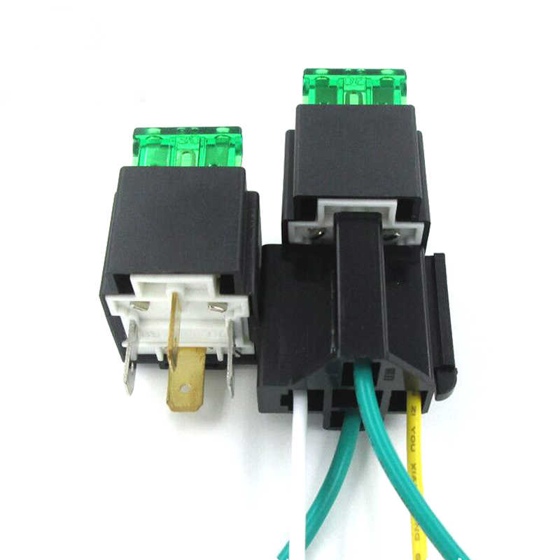 2PCS 30A ANS FUSES SUIT HIGH POWER ELECTRICAL /& VEHICLE ELECTRICAL CABLE LUGS