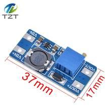 20 pces mt3608 2a max DC-DC step up módulo de potência impulsionador