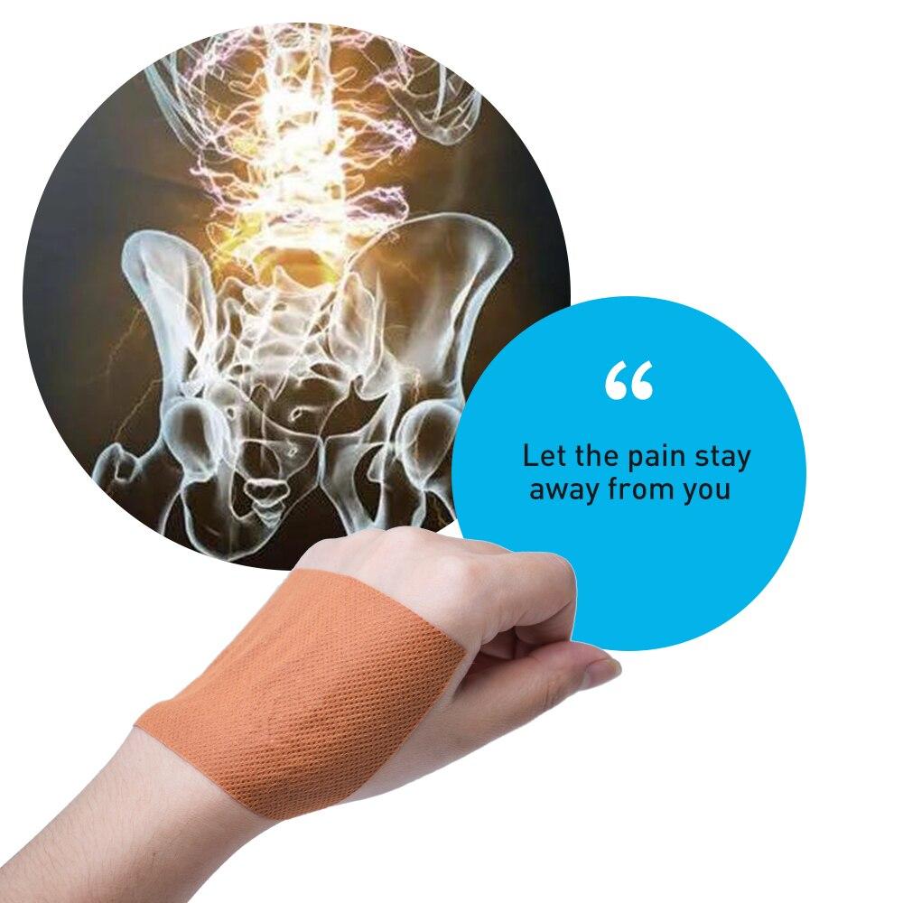 8 шт. губка пластырь Tiger Balm мышечное Жесткое плечо обезболивающее лечение китайский натуральный из трав, медицинская нашивка C1582