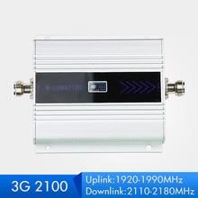 ZQTMAX Repeater 3G WCDMA 2100 Handy Signal Verstärker Band 1 2100mhz 60dB Booster für hause