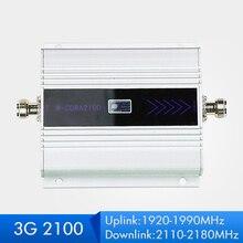ZQTMAX Repeater 3G WCDMA 2100 wzmacniacz sygnału telefonii komórkowej zespół 1 2100mhz 60dB wzmacniacz dla domu