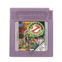 For Nintendo GBC Video Game Cartridge Console Card ExtremeGhostbusters English Language Version