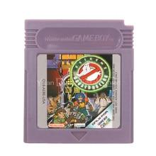 עבור Nintendo GBC וידאו משחק מחסנית קונסולת כרטיס ExtremeGhostbusters אנגלית שפה גרסה