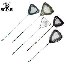 Wpe рыболовная сеть 1 шт 120/150/200 см алюминиевый сплав Выдвижная