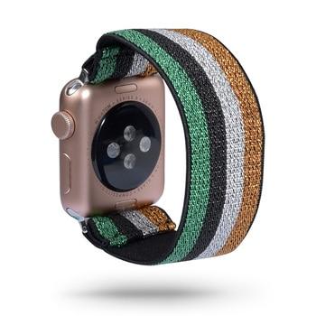 Ремешок нейлоновый для Apple Watch 38-42 мм 5