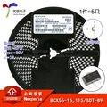 BCX56-16,115 оригинальный экран BL SOT-89 80В/1А SMD транзистор
