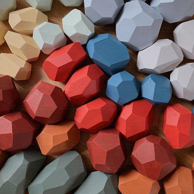 Kolorowe kamienne rzemiosło sypialnia Home dekoracje weselne prezenty pamiątkowe szafki TV ganek salon meble rzemieślnicze