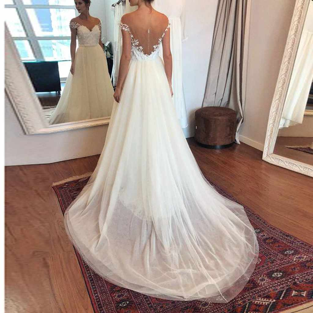 JAYCOSIN 2019 חדש נשים ארוך שמלה סקסית כבוי כתף V צוואר מקרית המפלגה שמלה ללא משענת שרוולים לבן שמלות המפלגה מועדון 724Z
