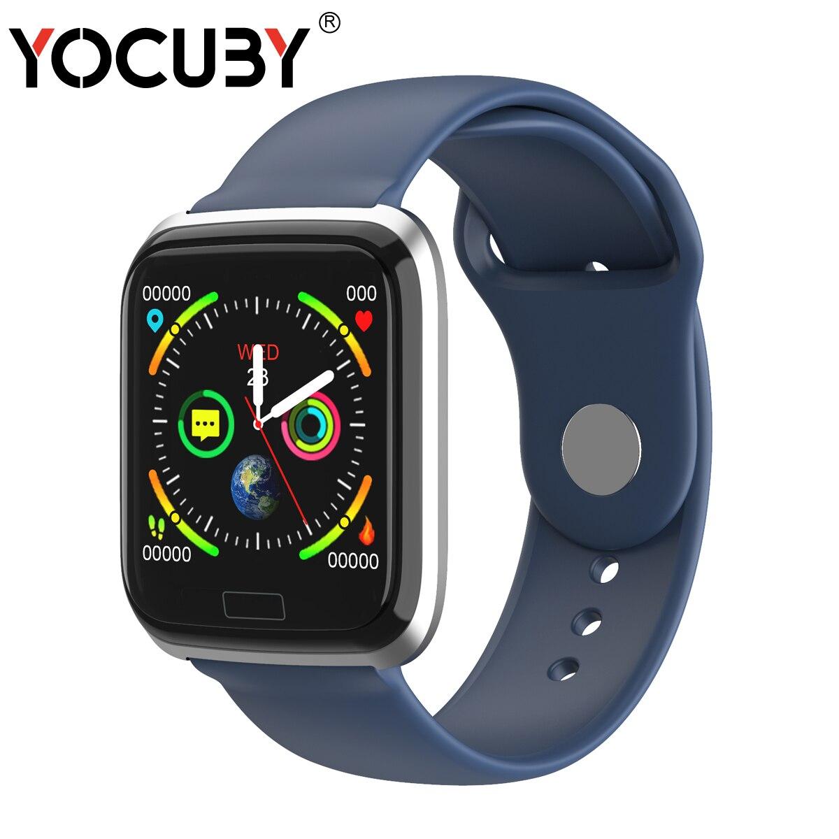 Y05 Smart Watch Men Women IP67 Waterproof Heart Rate Measure Bluetooth Watch Smart Bracelet Sleep Smartwatch PK Z6s W34 Dropship